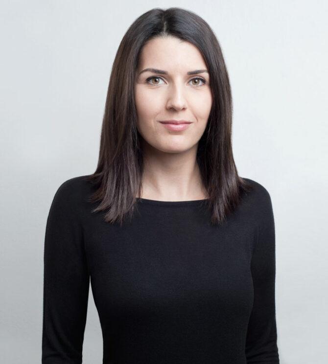 Sharokina Golpashin Portrai